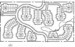 Small Lot Subdivision Layouts