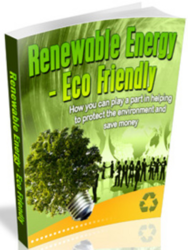 Renewable Energy Eco Friendly